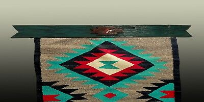 """Quilts and Rug Hanger,""""Lone Star"""",Will hold 35 inch Quilts,Rugs and Tapestries."""