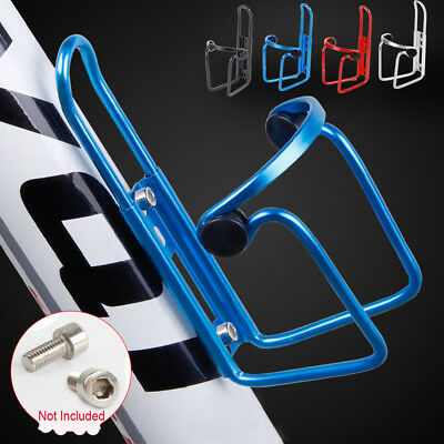 Aluminum Alloy Durable Bike Bicycle Cycling Drink Water Bottle Rack Holder Cage