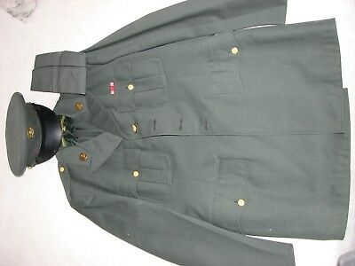 625f38433 1960S ARMY CLASS A Jacket and Caps (Enlisted)