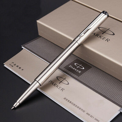 Metal Parker Vector rollerball Pen 0.5mm Nib Fountain Pen office student writing