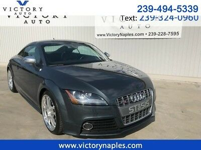 TT 2.0T with S tronic 2009 Audi TT 2.0T with S tronic 68,931 Miles Gray  2.0L L4 DOHC 16V Automatic