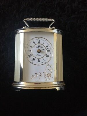 Plastic Carriage Clock