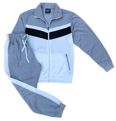 Men's RT Flex-it Track Jacket Track Pants Athletic Activewear Tracksuit outfits