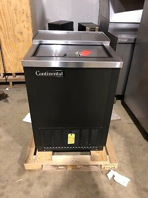 Continental Cgc24 Plate And Glass Chiller Commercial