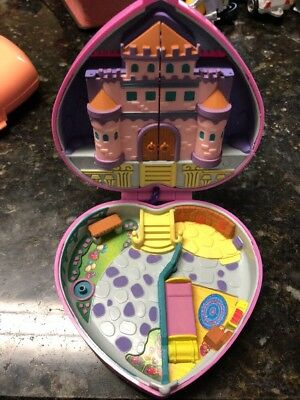 My Little Fairy Tales Cinderella Vintage Polly Pocket Style