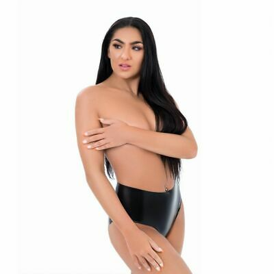 Sharon Sloane Latex Open Crotch Panties S,M,L Female Sexy Panties - DISCREET P&P