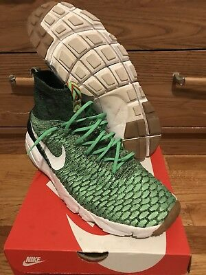 c480d3b7493b Nike Air Footscape Magista Flyknit 🏃🏽(816560-300) Poison Green Size US