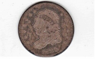 PRE CIVIL WAR DATE 1835 Silver Capped Bust Half Dime A FRIDAY BARGAIN BOX BUY!