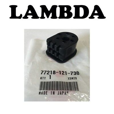 Tank to Seat Spacer Rubber PAIR for Honda CT110 Postie Bikes
