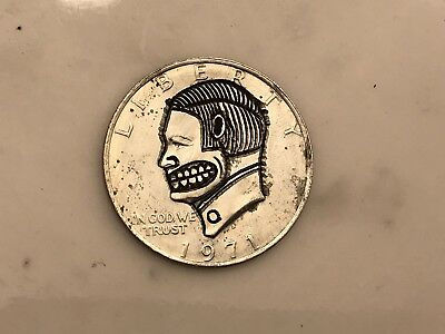 Ed Aureus And The Case Of The Missing Chicken Hobo Nickel