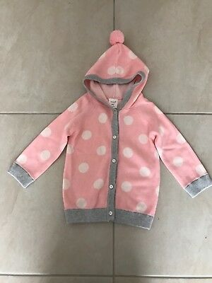 Seed Baby Girl's Cardigan - 18-24 Months - BNWOT