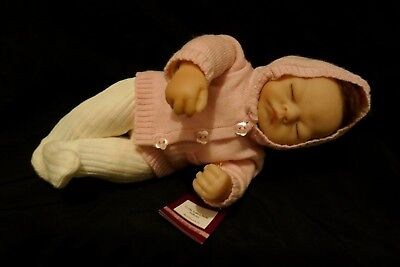 'Emmy' Tiny Miracles® Doll by Ashton Drake (RRP $129)