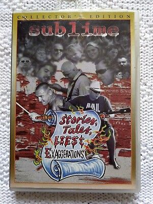 Sublime: Stories, Tales, Lies And Exaggerations – Collector's Edition -  Dvd