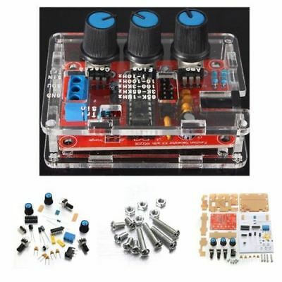 1hz-1mhz XR2206 Funktion Signal Generator DIY Kit Sinus Dreieck Quadrat DE