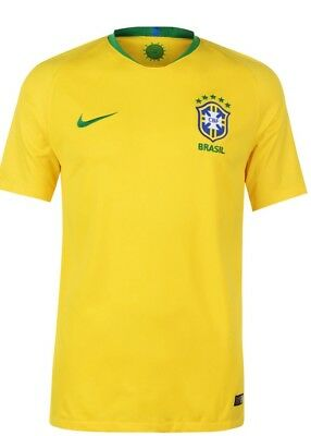2018 BRAZIL FIFA World Cup Home Jersey