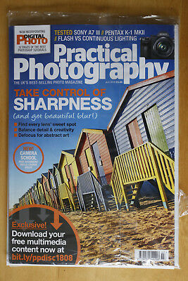 Practical Photography July 2018