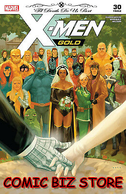 X-Men Gold #30 (2018) 1St Printing Bagged & Boarded Marvel Comics ($4.99)