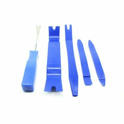 5X(5pcs Auto Disassembly Tools DVD Stereo Installation Removal Car Repair T Y2R5
