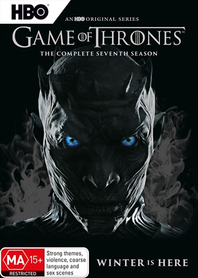 Game Of Thrones Season 7 : NEW DVD