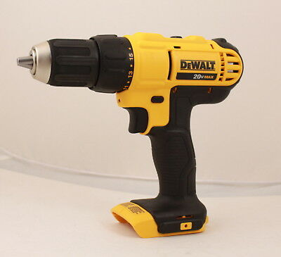 "DeWALT DCD771 1/2"" Drill Driver 20V Li-Ion 2 SPD TOOL ONLY 