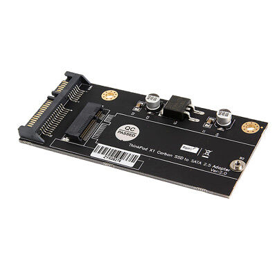 """20+6Pin 26P SSD to SATA 2.5"""" Adapter Converter for Lenovo ThinkPad X1 Carbon"""