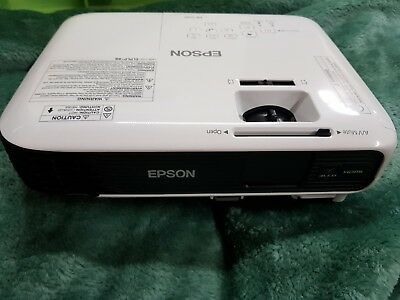 epson eb-s130 projector