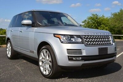 2016 Land Rover Range Rover V8 Supercharged