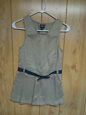 Girls Uniform Size 7 French Toast