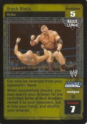 Moderately Played WWE Raw Deal Wrestling WWF Handspring Elbow for Chyna