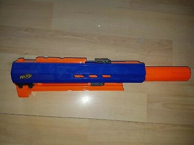 Nerf Longstrike Sniper Rifle Barrel Extension - Blaster Gun Spare Part Elite