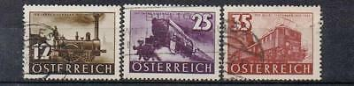 STAMPS   from  AUSTRIA  1937 RAILWAY CENTENARY  (FINE USED)  lot A 192