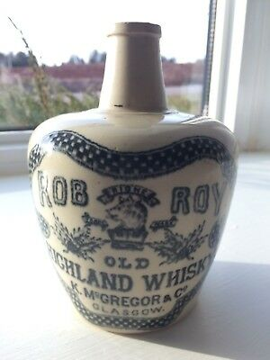 Rob Roy Old Highland Whisky Jug