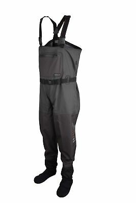 Scierra X-16000 Chest Wader Stocking Foot L Short