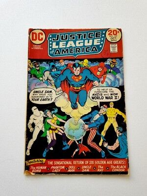 Justice League Of America - 1973 - #107