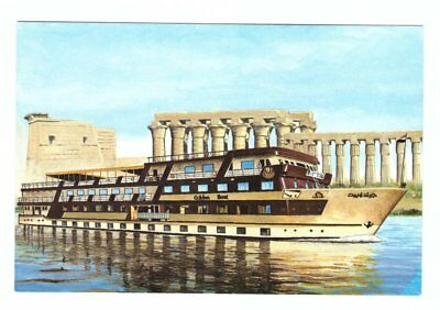 AK Ägypten m/s Golden Boat International Nile Cruises Ungelaufen