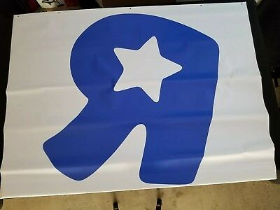 Toys R Us Canvas Sign
