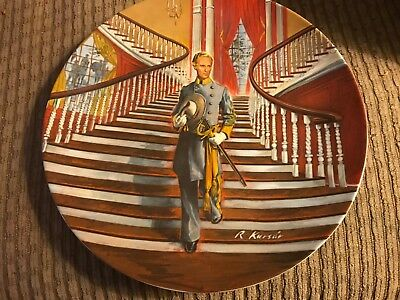 Knowles 'Gone with the Wind' Ashley plate