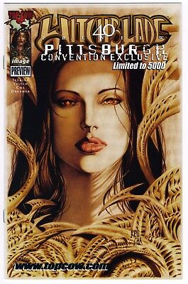 Witchblade 40 (2000) - Pittsburge Convention Exclusive Limited to 5000