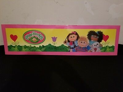Toys R Us Store Sign Cabbage Patch Kids