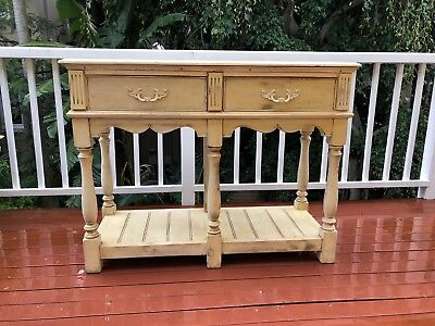 French Provincial style sideboard/buffet
