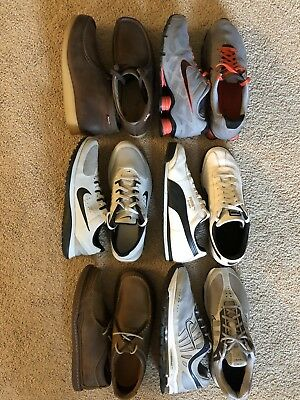 Nike / Clarks / Puma - Pre-Owned Lot - Size 12