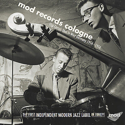 Mod Records Cologne 1954-1956 Gigi Campi Vinyl + CD Box Set ! Sealed Brandnew !