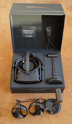 Oculus Rift VR Brille & Touch Bundle (incl. Xbox One Wireless Controller)