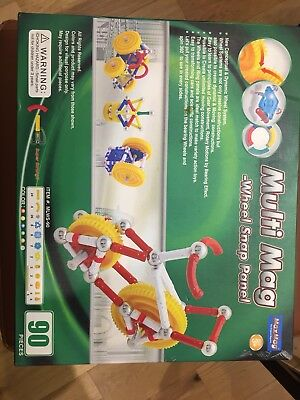 Magnetic Children's Building Set - Multi Mag