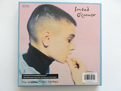 Sinead O´Connor / The Emperor´s New Clothes, Limited Edition - Box Set -  Single