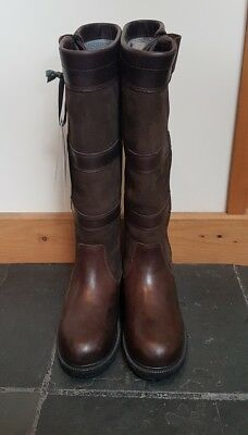 Bnwt Shires Moretta Nella Smart  riding yard  Country Boots  - 3 3.5 broadway