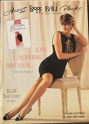 """One Hanes Palce Catalog Early 1995 6"""" x 8 1/2"""""""