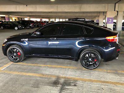 2011 BMW X6  BMW X6M w/ Dinan Stage 1 kit (610 HP) and custom, high-end stereo system