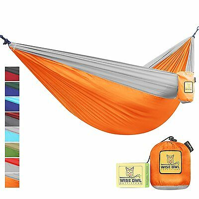 Hammock for Camping - Single & Double Hammocks - Top Rated Best Quality Gear