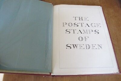 Norway Stamp Collection 1858 - 1948 beautifully written up album